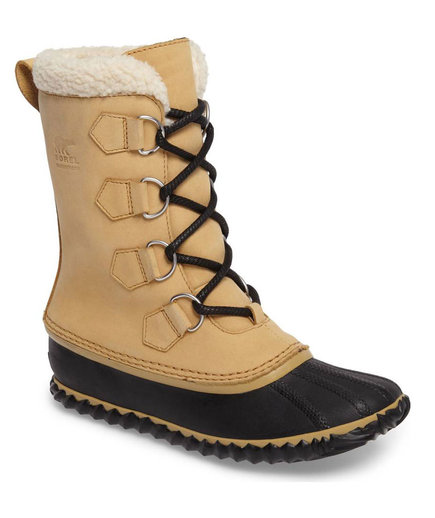 Sorel Caribou Slim Waterproof Boot
