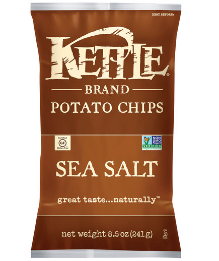 Kettle Brand Sea Salt Chips