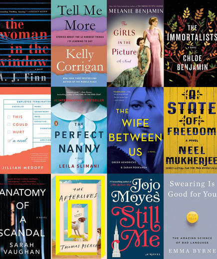 The Best Books of January 2018