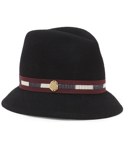 Vince Camuto Banded Trilby