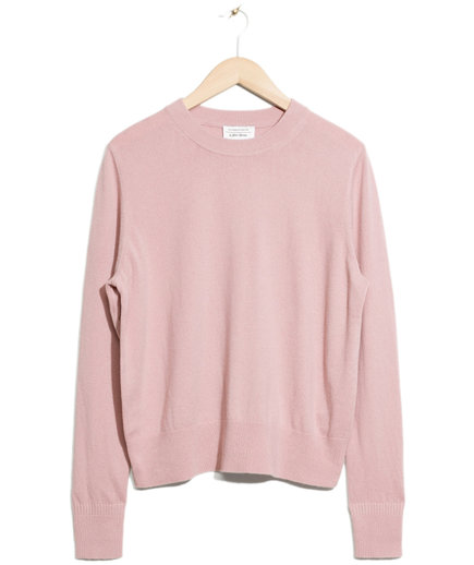 & Other Stories Cashmere Knit Sweater