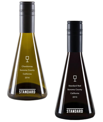Ecomm Hub: Standard Wines mini bottles
