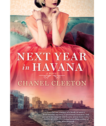 Next Year in Havana, by Chanel Cleeton