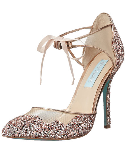 Blue by Betsey Johnson Women's Stela Dress Pump