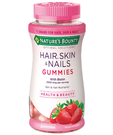 Nature's Bounty Hair, Skin & Nails Gummies
