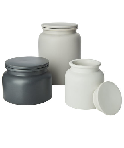 3-Piece Prep Canister