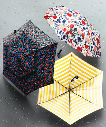 Colorful Umbrellas (0418FAS)
