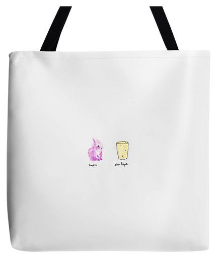 Easter Basket Ideas for Adults, tote bags