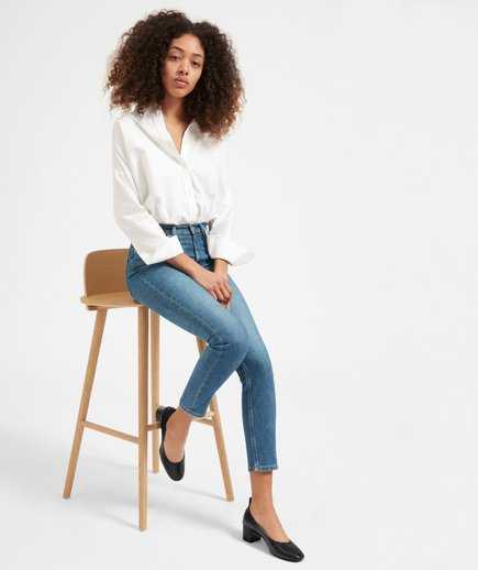 Everlane Black Day Heels