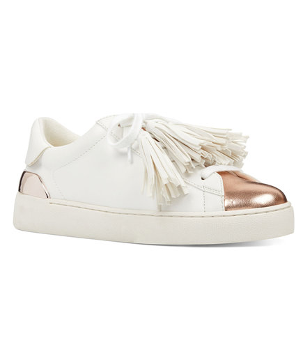 Nine West Pinfield Tassel Sneakers