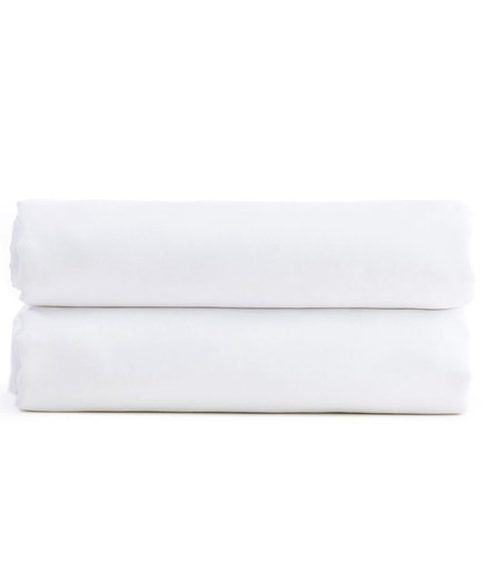 Parachute Linen Fitted Sheet (All The Luxe Sheets Our Editors Love)