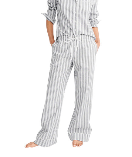 Abercrombie & Fitch Striped Pajama Shirt (The Coziest Clothes For Staying In)
