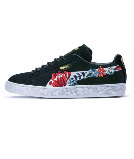 Puma Floral Sneakers