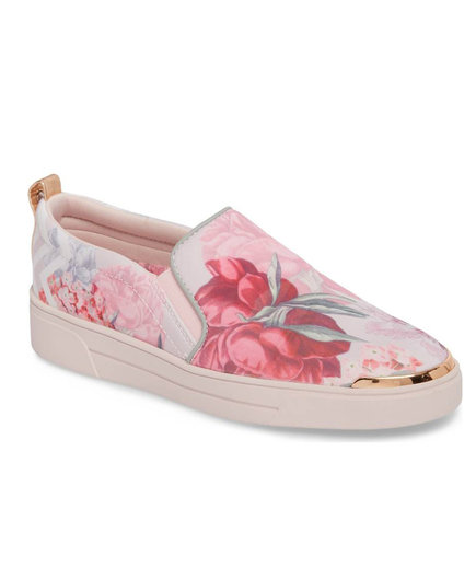 Ted Baker Floral Sneakers