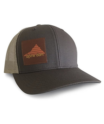 Alpine Dam Trucker Hat, The Jack Warren