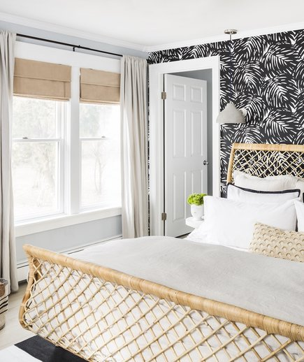 See How Designer Rebecca Minkoff Fit a Small-Yet-Chic Baby Nursery Nursery In Master Bedroom on crib in our bedroom, nursery in guest bedroom, baby crib in bedroom, nursery sets and collections,