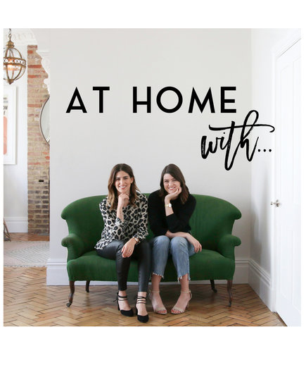 At Home With Podcast
