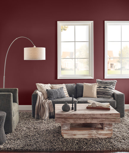 The most popular interior paint colors this year real simple - Most popular living room colors 2014 ...