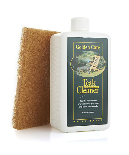 Golden Care Teak Wood Cleaner