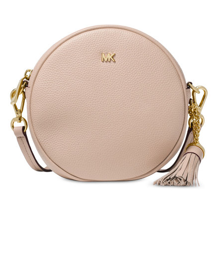 Michael Kors Medium Circle Canteen Crossbody