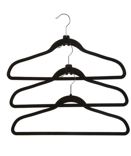 College Packing List Clothing Hangers