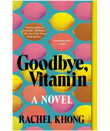 Goodbye, Vitamin, by Rachel Khong  (Paperback Books)