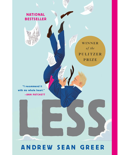Less, by Andrew Sean Greer (Paperback Books)