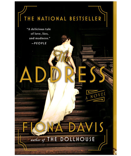 The Address, by Fiona Davis (Paperback Books)