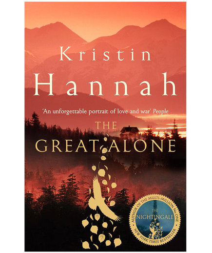 The Great Alone, by Kristin Hannah (Paperback Books)