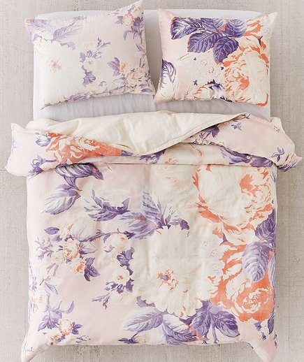 Urban Outfitters Reversible Duvet Cover