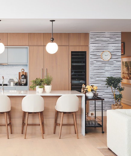 Real Simple Home Plants Kitchen