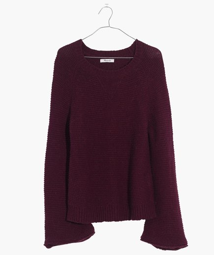 7 Seriously Cozy Oversized Sweaters Madewell