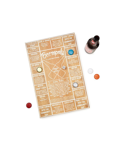Best Gifts for Men: Uncommon Goods Beer Board Game