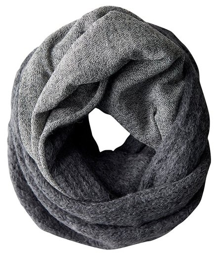 Alpaca Double Sided Infinity Scarf Gifts For Women