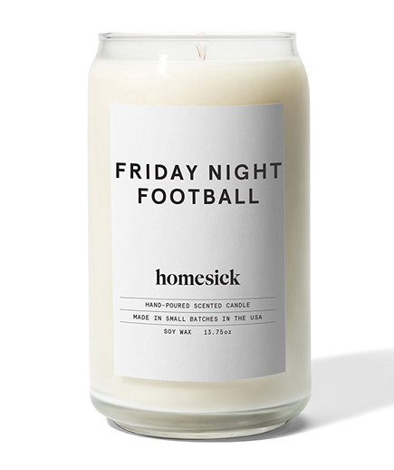 Friday Night Football Homesick Candle