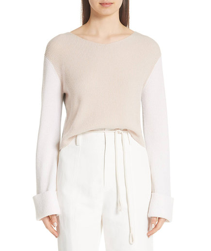 Vince Cashmere Pullover (Nordstrom Fall Sale)