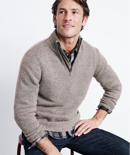 Garnet Hill Cashmere Sweater Great Gifts For Men