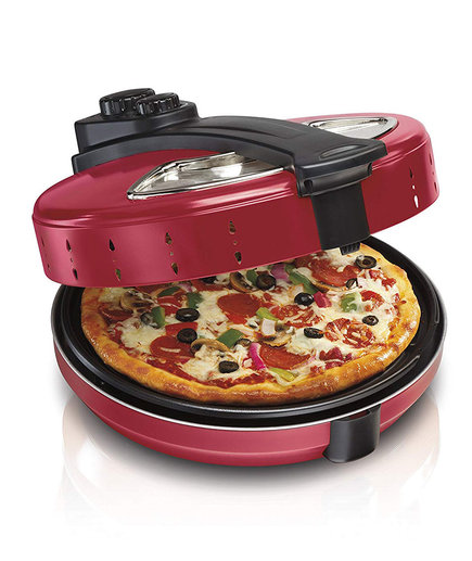 Best Last-Minute Christmas Gift for Everyone: Hamilton Beach 31700 Pizza Maker