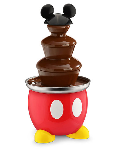 Best Last-Minute Christmas Gift for Kids: Disney DCM-50 Mickey Mouse Chocolate Fountain