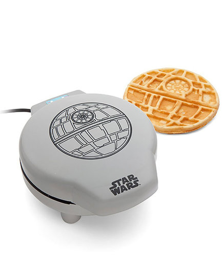 Best Last-Minute Christmas Gift for Dad: ThinkGeek Star Wars Death Star Waffle Maker