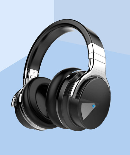Cowin E7 Noise Cancelling Bluetooth Headphones