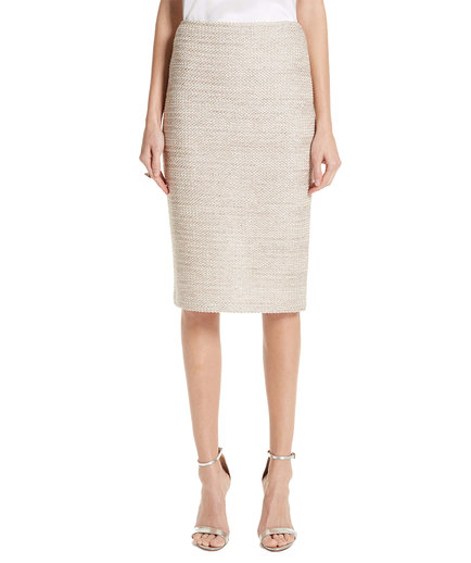 St. John Collection Antonella Pencil Skirt