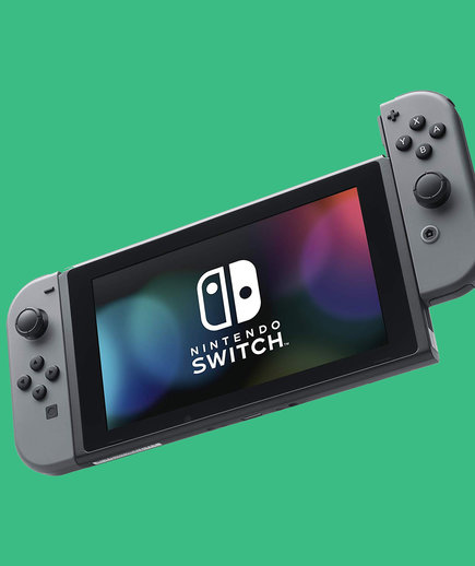 Gifts for Brother: Nintendo Switch with Gray Joy?Con