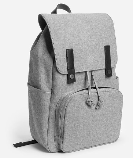 Best Everyday Backpack: Everlane The Modern Snap Backpack