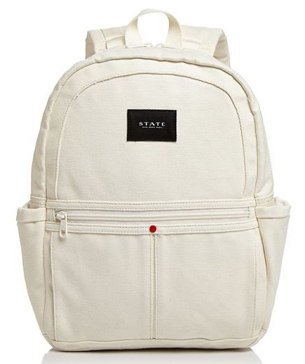 Best Statement-Making Backpack: State Kane Canvas Backpack