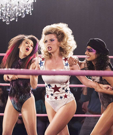 Best shows on Netflix right now - December 2019 tv series to watch (GLOW)
