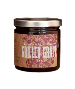 Blackberry Farm Grilled Grape Jam