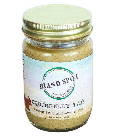 Blind Spot Squirrelly Tail Blended Nut Butter