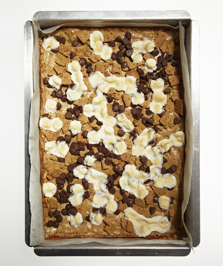 S'mores Blondies (NEW)