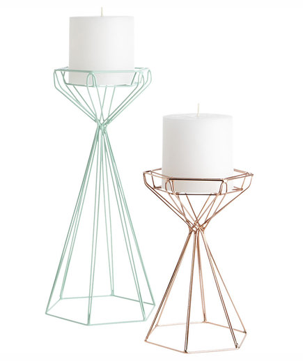 Branly Candle Holders